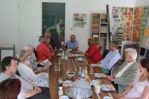 Betriebsbesichtigung Kempfle 2013